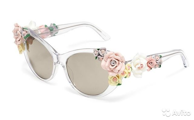 Солнцезащитные очки Dolce Gabbana арт.4180 купить в Москве на Avito ... 73847f3cbf6