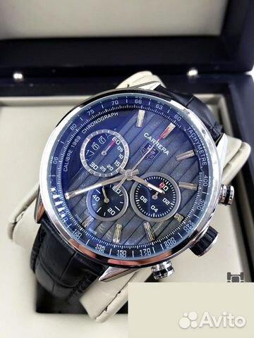 aac06c94e044 Мужские наручные часы Tag Heuer Carrera купить в Москве на Avito ...