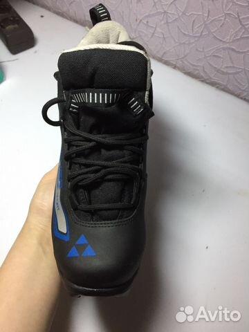 Лыжные ботинки fischer,размер 36-37 купить 6