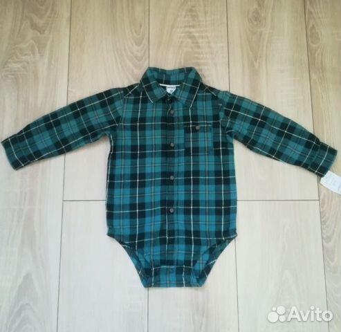 6c3b9f98ad194b6 Новая фланелевая рубашка Uniqlo   Festima.Ru - Мониторинг объявлений