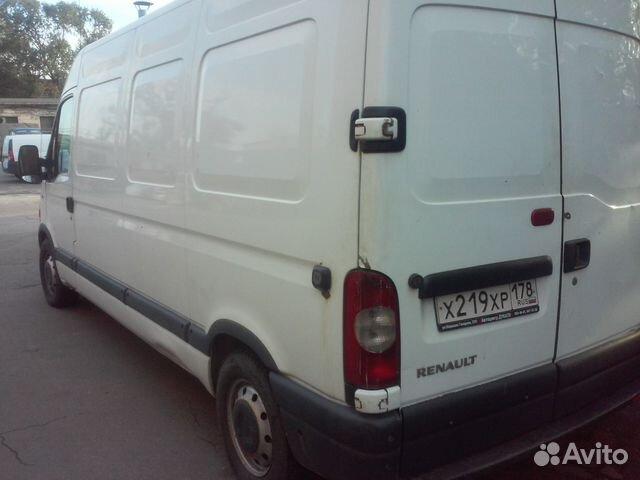 Renault Master, 2008 89818373659 купить 2