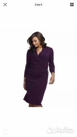 bba1d88a512 Платье новое на запах Ralph Lauren