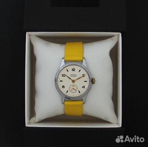 Куплю желтые часы ссср командирские часы купить в молдове