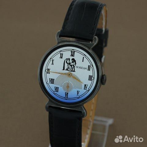Купить часы победа на авито часы наручные с цветком