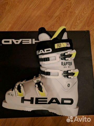 Горнолыжные ботинки head raptor 80 RS купить в Москве на Avito ... b6ff52f3df0