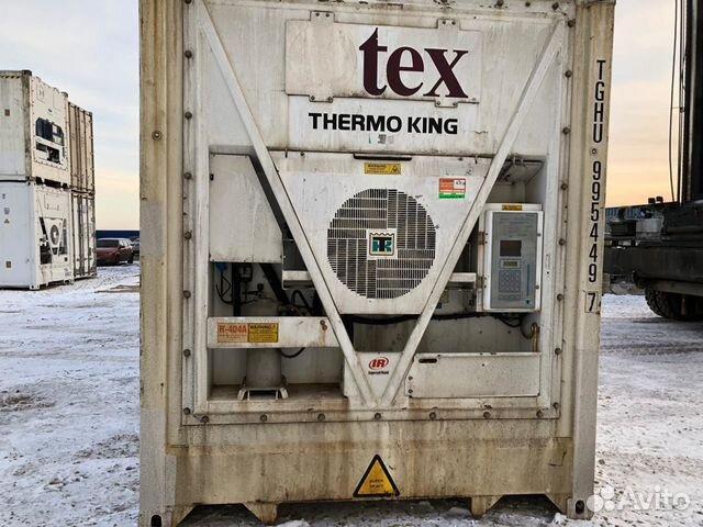 Рефконтейнер 40 футов thermo king magnum 9954497 купить 1