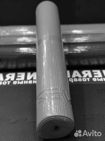 Коврик для йоги 4 мм цвет-hg67 89521116161 купить 1
