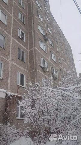 Продается двухкомнатная квартира за 4 450 000 рублей. Домодедово, Московская область, микрорайон Авиационный.