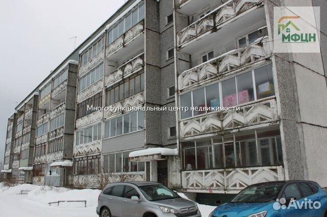 Продается двухкомнатная квартира за 1 000 000 рублей. Деревянка п, Привокзальная ул, 13.