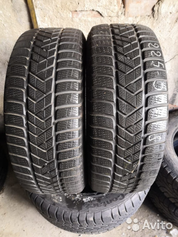 89211101675 R18 225/50 Pirelli SottoZero 3 Run Flat (2шт)