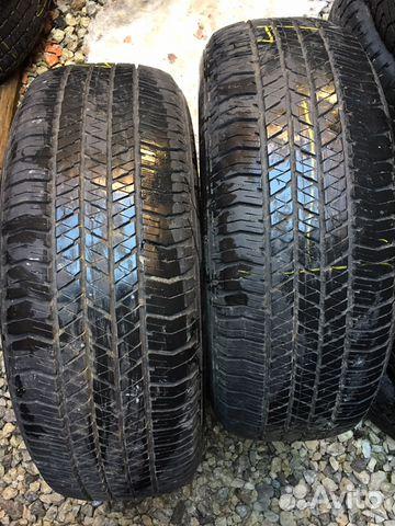 89211101675 275/60 R18 Bridgestone Dueler H/T