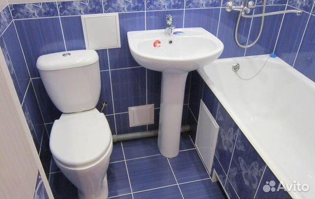 Ремонт санузла, ванной комнаты, туалета