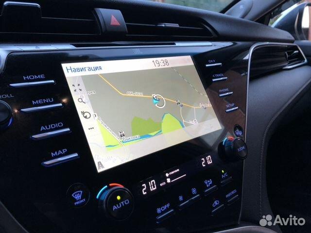Купить Toyota Camry пробег 20 000.00 км 2018 год выпуска