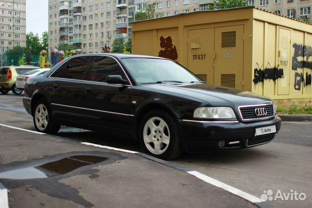 Купить Audi A8 пробег 455 000.00 км 1999 год выпуска