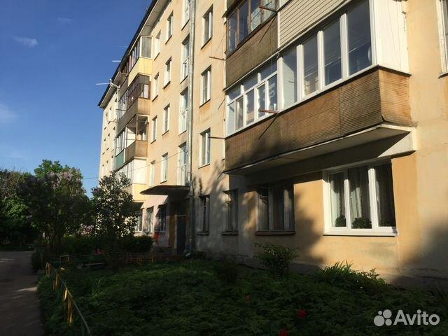 Продается трехкомнатная квартира за 1 800 000 рублей. Московская обл, г Серпухов, Пролетарский пер, д 16Д.