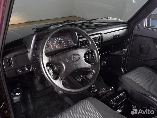 Купить ВАЗ (LADA) 4x4 (Нива) пробег 38 320.00 км 2015 год выпуска