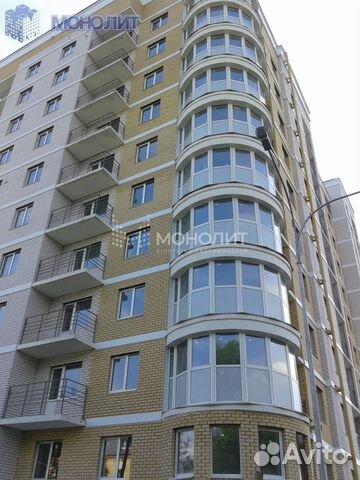 Продается трехкомнатная квартира за 4 110 700 рублей. г Нижний Новгород, ул Кемеровская, д 8.