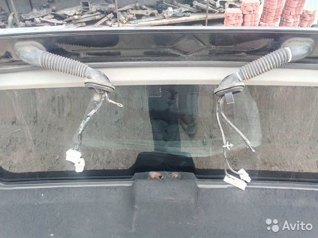 89026196331 Проводка (коса) двери багажника задняя Nissan