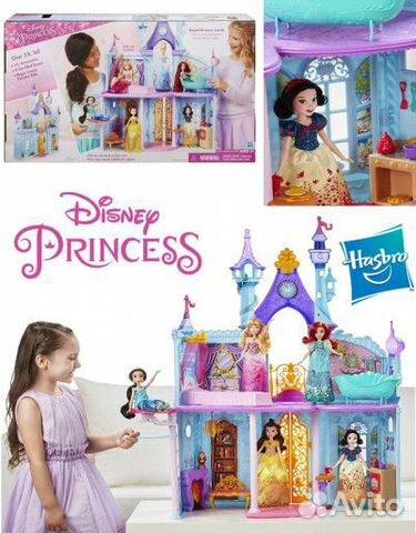 Disney Princess дворец для барби B8311  89062132153 купить 1