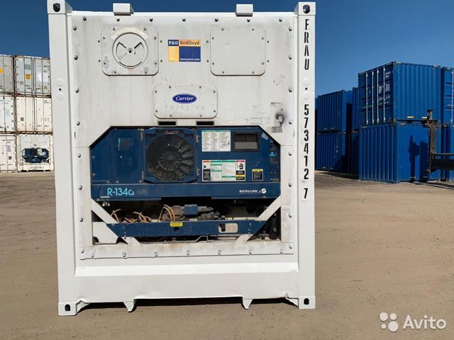 Рефконтейнер 40 футов Carrier ML2 frau 5734127 88003012711 купить 1