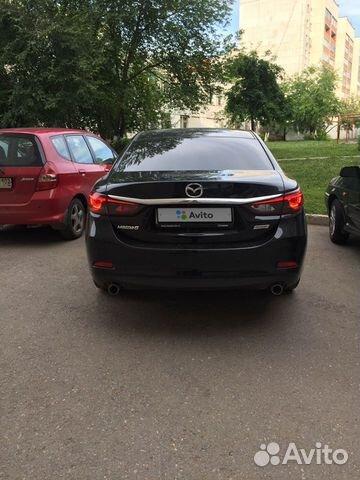Mazda 6, 2017 89870509685 купить 2