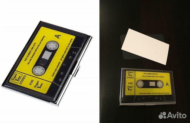 Брелок в виде аудиокассеты картинки