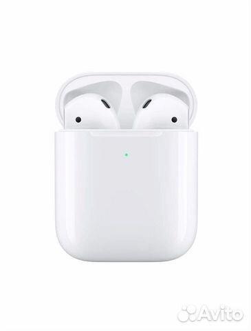 Apple AirPods 2 89180000193 купить 1