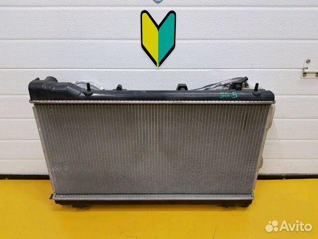 89625003353 Радиатор МКПП Subaru Forester, SG5, EJ20
