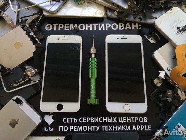 замена экрана на iphone 4 тверь