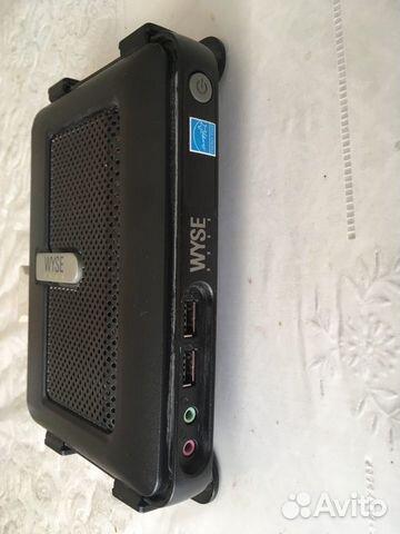 Тонкий клиент wyse Cx0 C10LE WTos 1G 128F/512R DVI | Festima