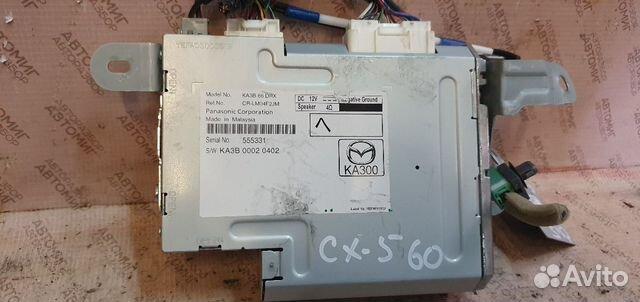 89530003204 Tv-тюнер Mazda cx-5 мазда сх5