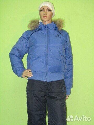 Продажа остатков женских зимних костюмов