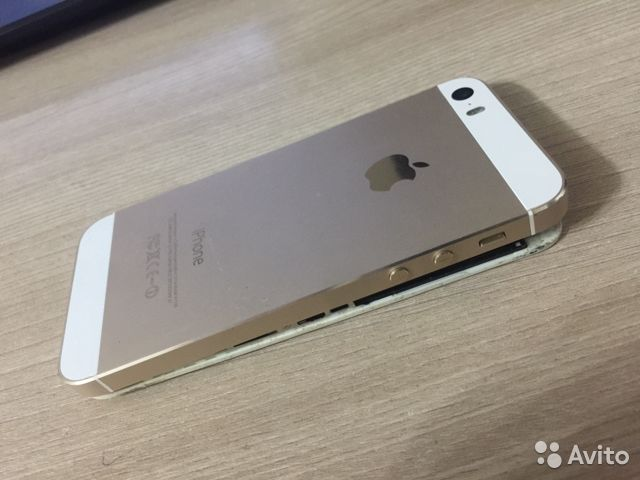 iphone 5s битый