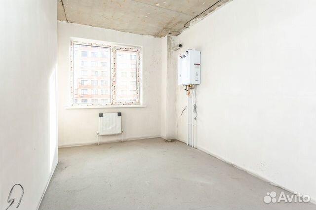 1-к квартира, 34.1 м², 6/9 эт.