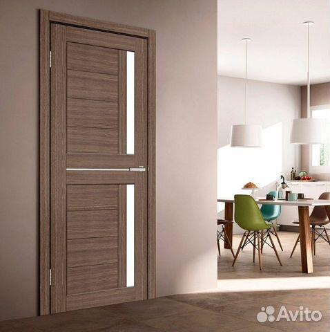 Межкомнатная дверь (Экошпон)  89873056434 купить 1
