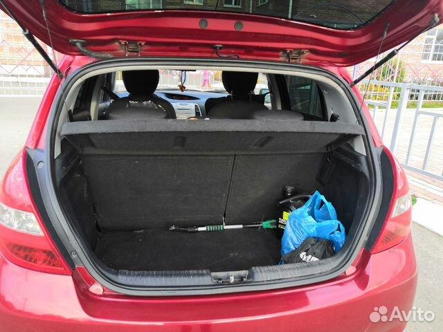 Hyundai i20, 2010 купить 7