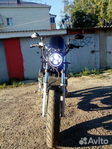 Yamaha xjr400