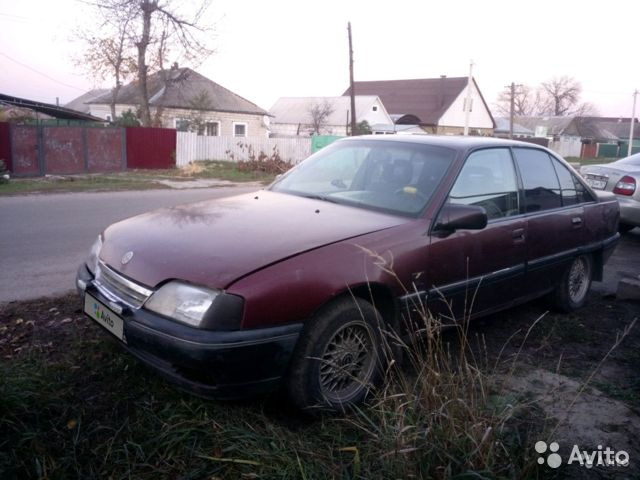 Opel Omega Sedan 1994 - 1997 reviews, technical data, prices