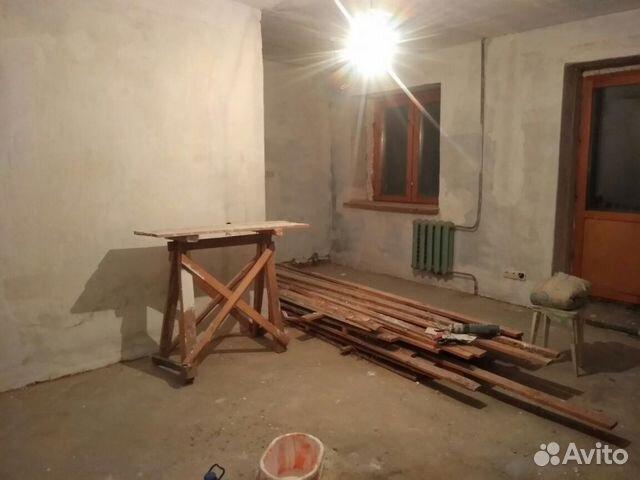 1-к квартира, 30 м², 4/4 эт.  89046546984 купить 4