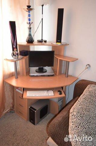 Стол компьютерный угловой - мебель и предметы интерьера санк.