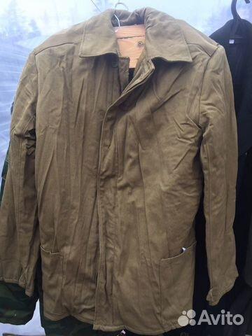 Padded jacket USSR