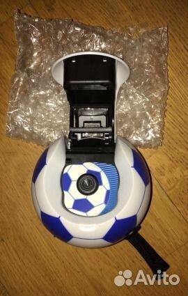 Эксклюзивный футбольный фотоаппарат