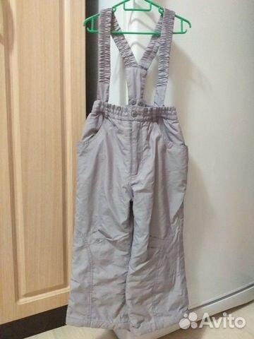 Осенние брюки на девочку  89040293559 купить 1