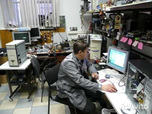Ремонт компьютеров на выезде