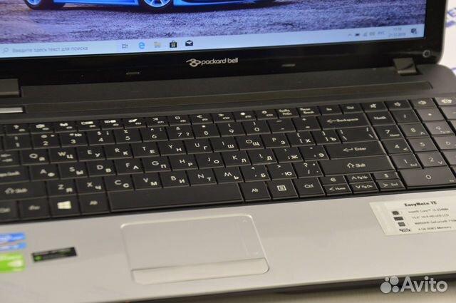 Ноутбук Packard Bell ente11HC