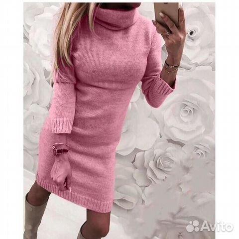 Новые платья вязанные 89049980947 купить 3