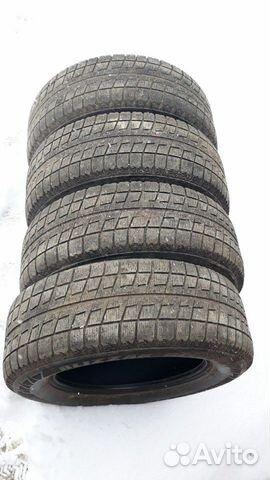 Комплект зимних шин Bridgestone 215/65 R16