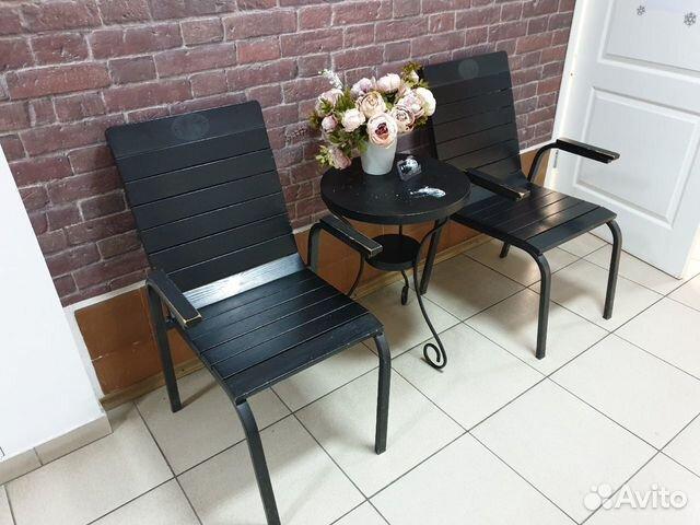 Стулья дачные, кресла для салона