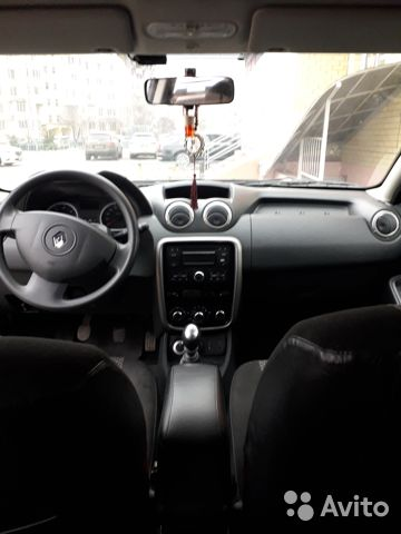 Renault Duster, 2014 89803308130 купить 7