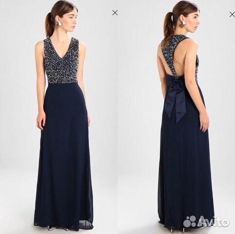 89229092100 Оригинальное платье макси Maya deluxe